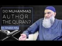 did muhammad author quran