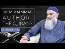 did muhammad author quran