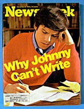 why-johnny-cant-write