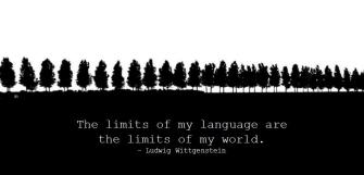 Wittgenstein limits of language limits of world