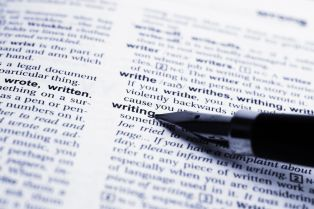 writing definition entry